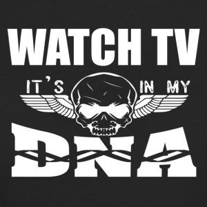 Watch TV - It's in my DNA - Women's Organic T-shirt