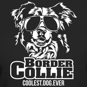 Border collie coolaste hund - Ekologisk T-shirt dam