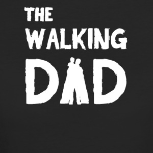 The Walking Dad - Women's Organic T-shirt