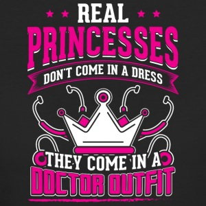 REAL PRINCESSES doctor - Frauen Bio-T-Shirt