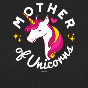 Mother of Unicorns (Cute Gift for Mothers) - Women's Organic T-shirt
