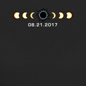 Total Solar Eclipse August 21 2017 T Shirt - Women's Organic T-shirt
