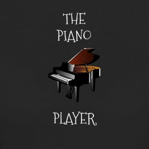 The piano player - Women's Organic T-shirt