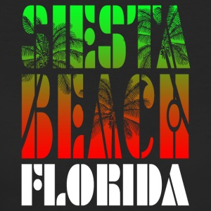 Siesta Beach - Frauen Bio-T-Shirt