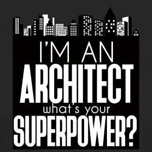 Architekt / Architektur: I´m An Architect. What´s - Frauen Bio-T-Shirt