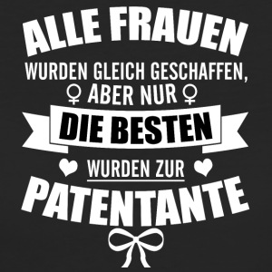 Patentante - Frauen Bio-T-Shirt