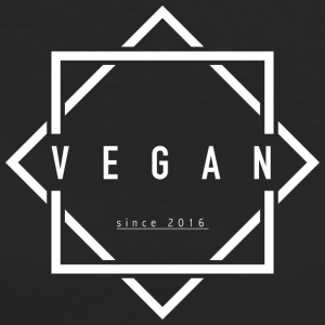 VEGAN sedan 2016 - Ekologisk T-shirt dam