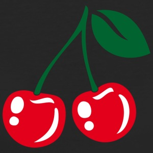 Cherries - Frauen Bio-T-Shirt