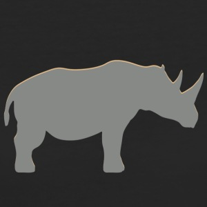 Real Rhino - Women's Organic T-shirt
