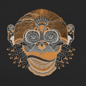 Monkey - Women's Organic T-shirt
