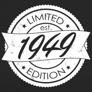 Limited Edition 1949 is - T-shirt Bio Femme