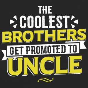 COOLEST BROTHERS GET PROMOTED TO UNCLE - Women's Organic T-shirt