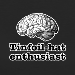 Tinfoil-hat Enthusiast - Camiseta ecológica mujer