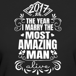 Wedding / Engagement 2017 Best Man - Ekologisk T-shirt dam