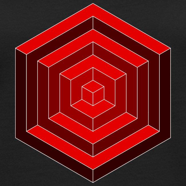 Hexagon Cube