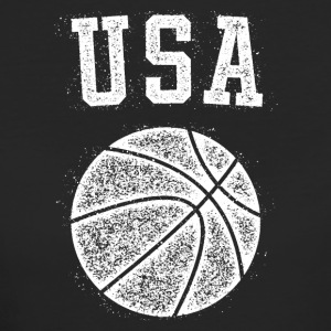 USA Basketball Vintage - Women's Organic T-shirt