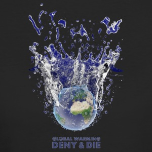 DENY AND DIE - 01 - Women's Organic T-shirt