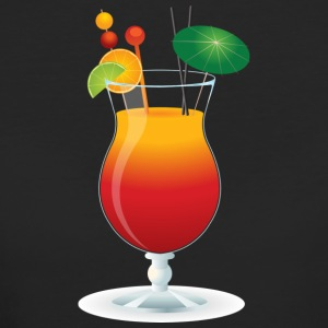 Summer Cocktail Time! - Vrouwen Bio-T-shirt