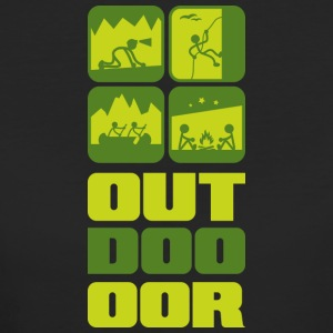 Outdoor - Ekologisk T-shirt dam
