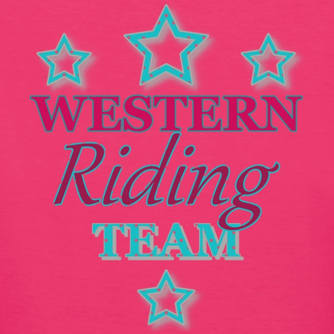 Western Riding Team png