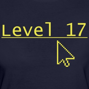 Level 17 - Vrouwen Bio-T-shirt
