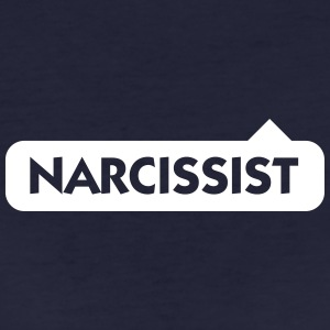Narcissist! - Women's Organic T-shirt