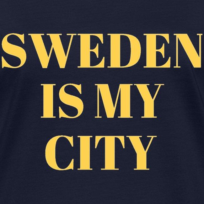 Sverige är min stad
