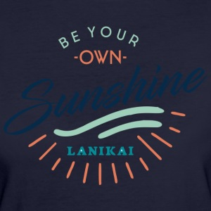 Be your own sunshine 3 - Women's Organic T-shirt