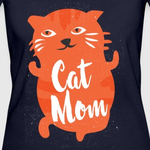 Cat Mom Catmamas Catfan Catmutti gift - Women's Organic T-shirt
