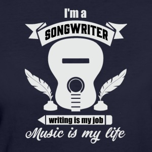 Songwriter - Music - Women's Organic T-shirt