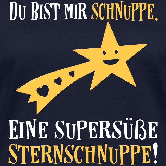 Liebe Valentinstag Partner Sprüche Sternschnuppe Frauen Bio T Shirt