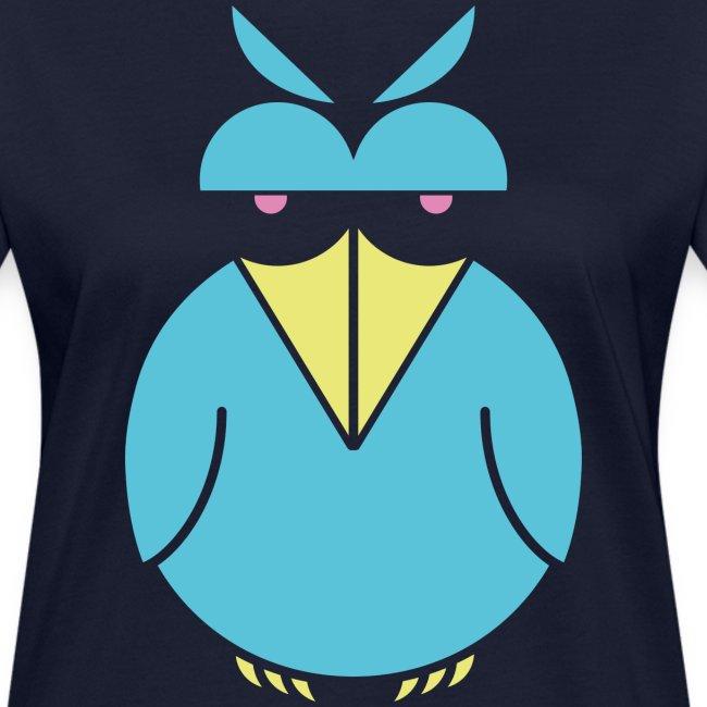insolent bird blueneon png