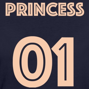 Princess Limited SMK - Frauen Bio-T-Shirt
