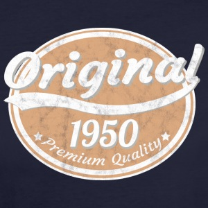 Original 1950 - Frauen Bio-T-Shirt