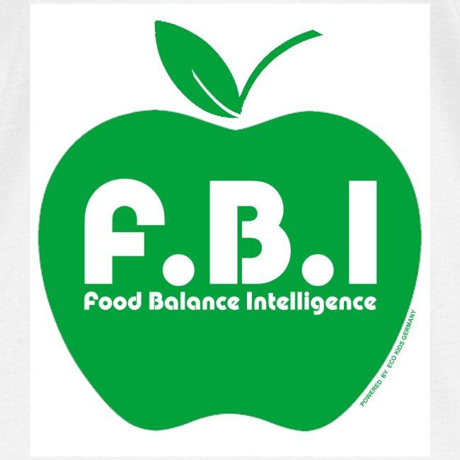 F.B.I - Food Balance Intelligence Logo