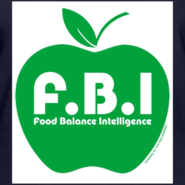 F.B.I - Food Balance Intelligence Logo