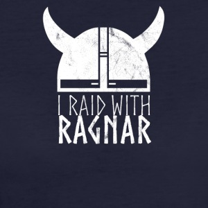 Vikings I Raid With Ragnar - Women's Organic T-shirt