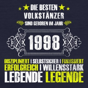 Gift for the 19th birthday of the Volksstädzer - Women's Organic T-shirt