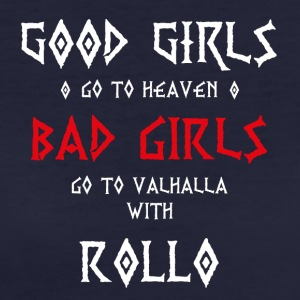 Bad Girls with Rollo vol.2 - Camiseta ecológica mujer