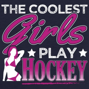RAGAZZE COOLESTPricesin giocare a hockey - T-shirt ecologica da donna