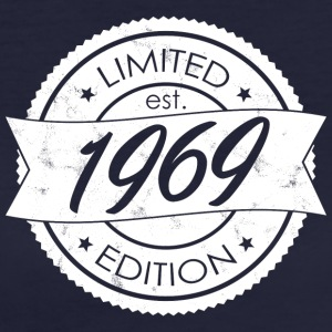 Limited Edition 1969 is - T-shirt Bio Femme