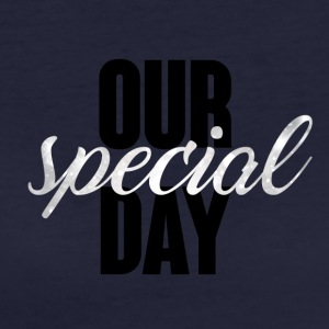 Wedding / Marriage: Our special day - Women's Organic T-shirt