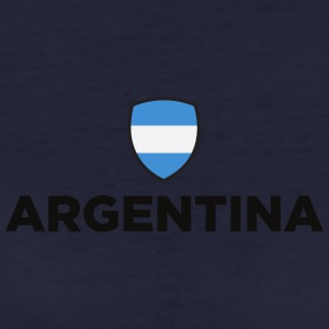 National Flag Of Argentina - Women's Organic T-shirt