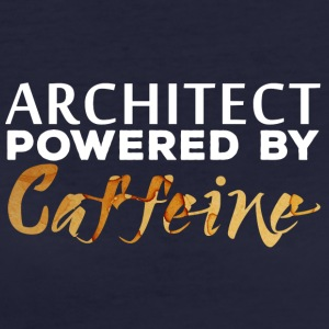 powered by - Architetto: Architetto / Architettura - T-shirt ecologica da donna