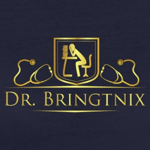 Dr.Bringtnix luxury stethoscope - Women's Organic T-shirt