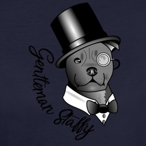 herre Staffy - Ekologisk T-shirt dam