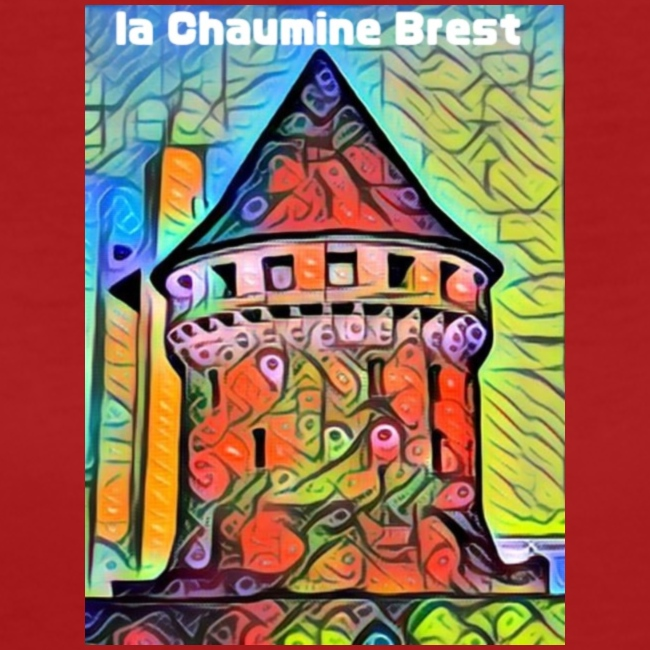 Tour Tanguy avec marquage Chaumine