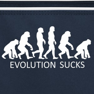 ++Evolution Sucks++ - Retro Tasche