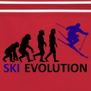 ++ ++ Ski Evolution - Torba retro
