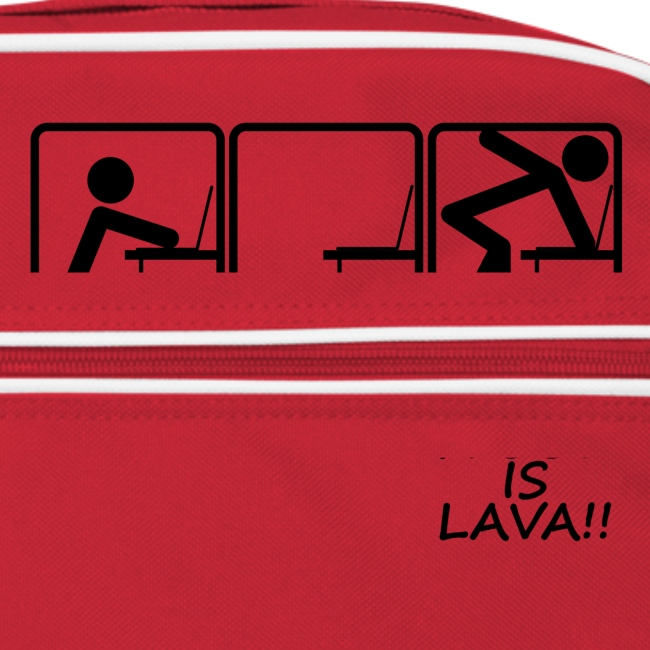 """Floor is Lava!!"" by Querverstand"